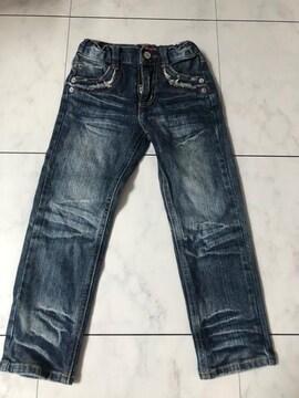 キッズデニムパンツ★100cm