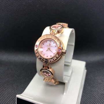 即決 ANNE CLARK 腕時計 AT-1008