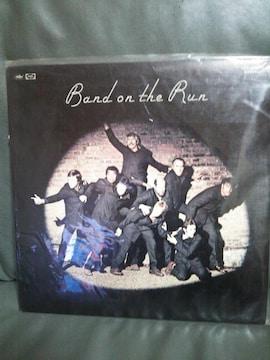 LPレコード ポールマッカートニー&ウィングス