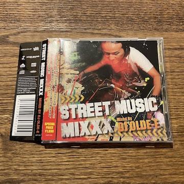 【STREET MUSIC MIXXX】Mixed by DJ OLDE-E