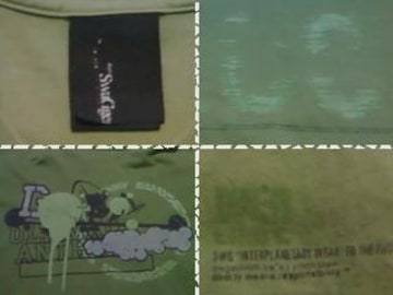 〓SWAGGER〓Tシャツ フェノメノン FAT ナイトレイド エンパイア