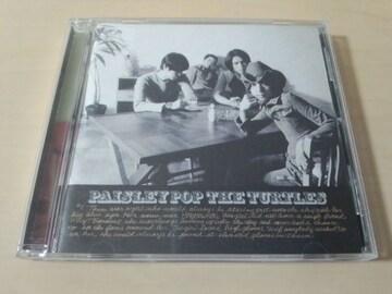 ザ・タートルズCD「PAISLEY POP」THE TURTLES●