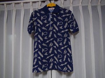 McGREGORのポロシャツ(M)日本製!。