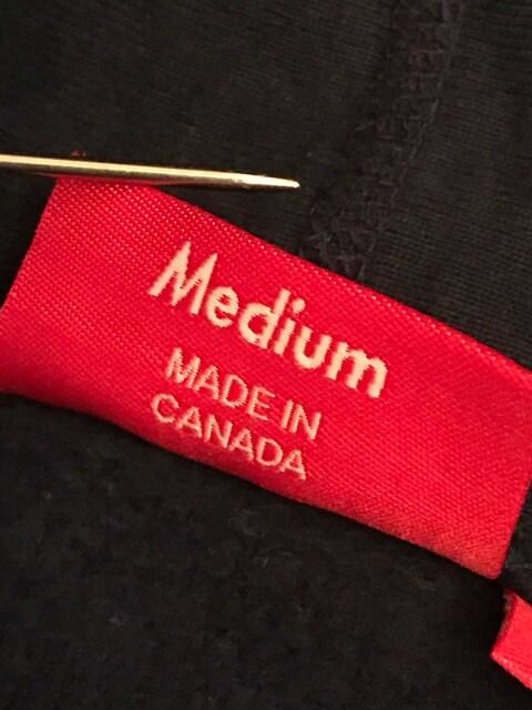 supreme 袖ロゴ パーカー ネイビー 紺色 M size シュプリーム < ブランドの