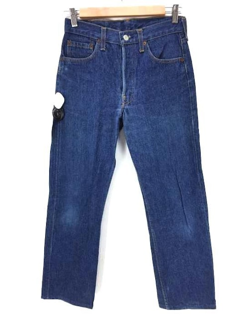 Levis(リーバイス)USA製 501 ボタンフライ 脇割 86年9月製造 ボタン刻印524テ  < 男性ファッションの