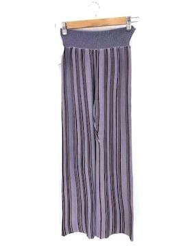 TODAYFUL(トゥデイフル)21SS Stripe Knit Leggingsパンツ