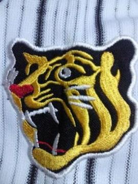プロ野球 阪神タイガース 金本知憲 6 ユニフォーム ホワイト Sサイズ メッシュ ホーム