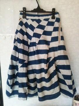 メルシーボークーボーダースカート