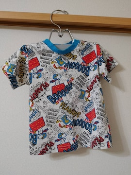 スヌーピー半袖Tシャツ