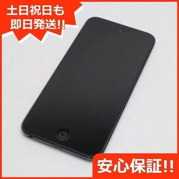 ●安心保証●超美品●iPod touch 第6世代 16GB スペースグレイ