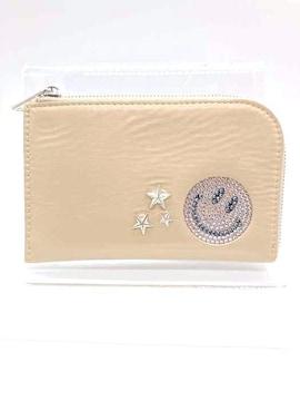 SALON DE  ALFURD(サロン ド アルファード)L字型スマイルミニ財布二つ折り財布