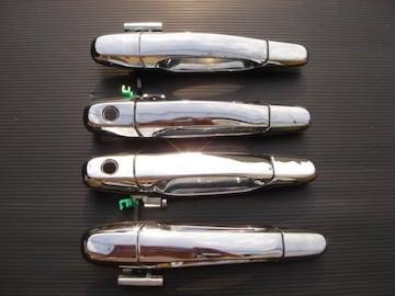 メッキドアハンドル ハリアー1#系 RX300高品質交換タイプ