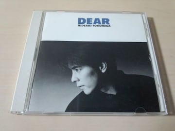 徳永英明CD「DEARディアー」●
