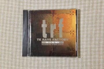 中古CD(アルバム)◆trf◆『THIS IS THE TRUTH』