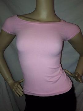 CLASS シームレス Tシャツ ピンク