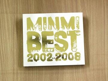 MINMI CD「BEST 2002-2008」ミンミ女性レゲエシンガー●
