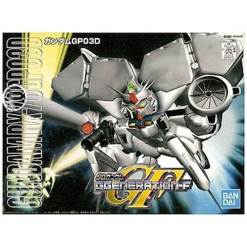 [新品]プラモデル SDガンダム BB戦士 RX-78GP-03D(GP03デンドロビウム)