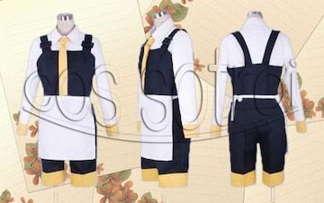 VOCALOID派生 人柱アリス 鏡音レン◆コスプレ衣装