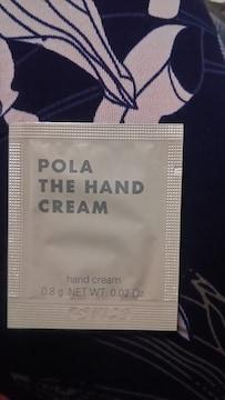 POLA*ハンドクリーム*sample