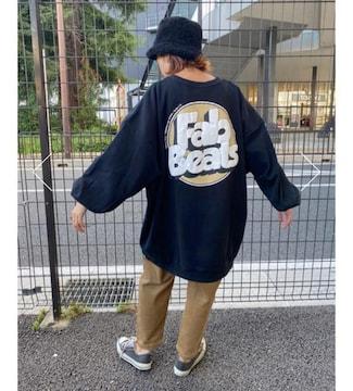 ロデオ★ Fab Beatsロングスリーブワンピース