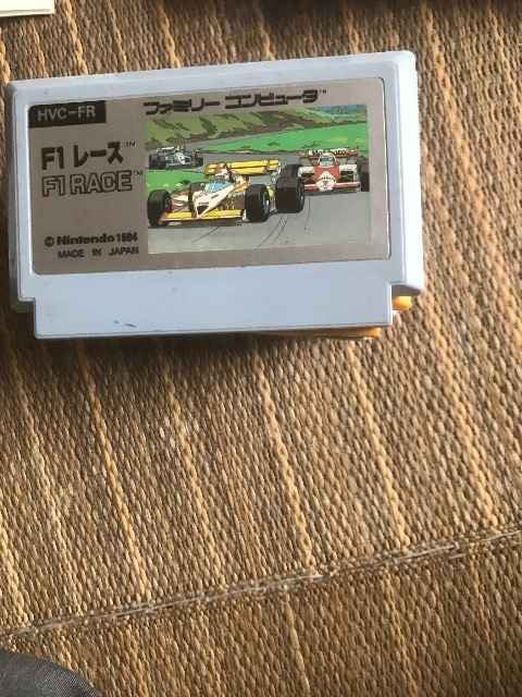 F-1レース < ゲーム本体/ソフト