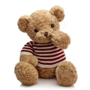 特大 くま テディベア 可愛い熊ビッグサイズ (55cm)