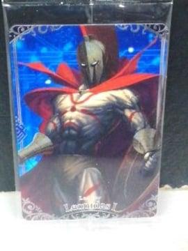 フェイト/グランドオーダー〜『レオニダス一世:ランサー』のカード