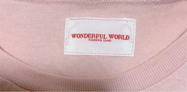 ワンダフルワールド WONDERFUL WORLD カネコイサオ トップス < ブランドの
