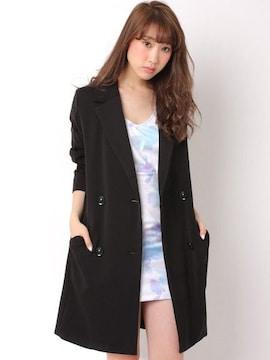 人気完売★リップサービス★メンズライクジャケット ブラック/M 新品タグ付 未開封