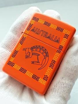 ZIPPO Australia armadillo オーストラリア アルマジロ ジッポライター