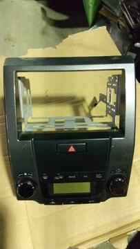 ワゴンR 社外オーディオ取り付けパネル MH21 MH22用