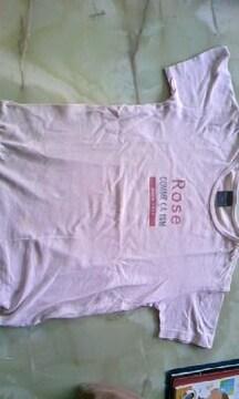 コムサのシャツ130