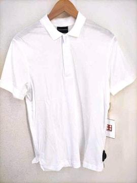 EMPORIO ARMANI(エンポリオアルマーニ)21SS Polo Shirt フロントジップポロシャツポ