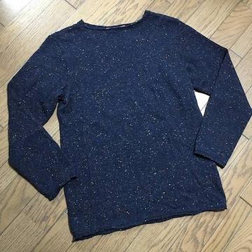 美品JOURNAL STANDARD ネップ生地ニット ジャーナル