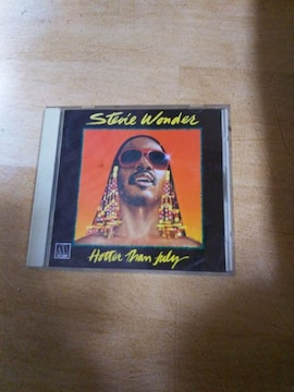 ★【CD】 HOTTER THAN JULY / STEVIE WONDER スティービーワンダー★