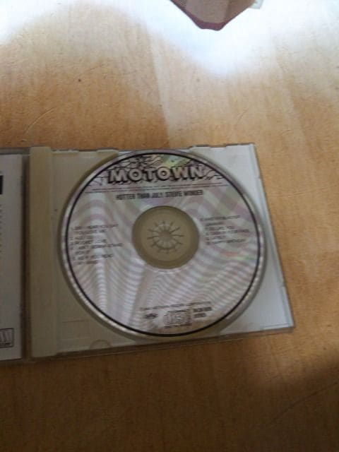 ★【CD】 HOTTER THAN JULY / STEVIE WONDER スティービーワンダー★ < タレントグッズの