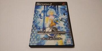 PS2/【送180円】コード・エイジコマンダーズ〜継ぐもの 継がれるもの〜