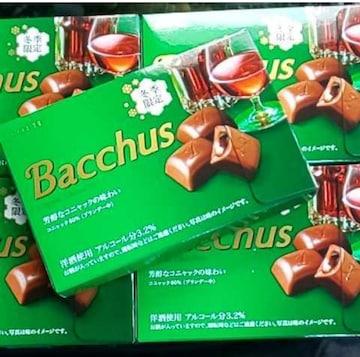 バッカスチョコレート5箱 賞味期限全て6月17日