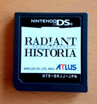 DS ソフト ラジアントヒストリア DSソフト RPG ラジアント ヒス