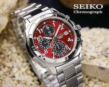 海外限定生産逆輸入!【SEIKO】 セイコー1/20秒高速クロノRD新品
