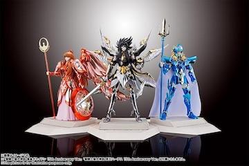 聖闘士聖衣神話15周年記念商品4点セット