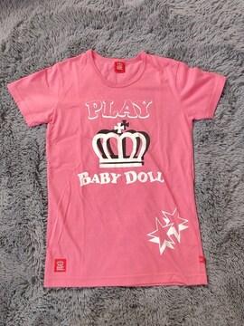 BABY DOLL★半袖Tシャツ
