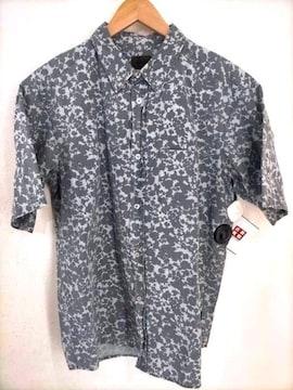 Stussy(ステューシー)USA製 OLD 総柄半袖シャツシャツ