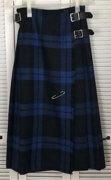 Spick&Span/O'NEIL OF DUBLIN/ラッププリーツマキシスカート