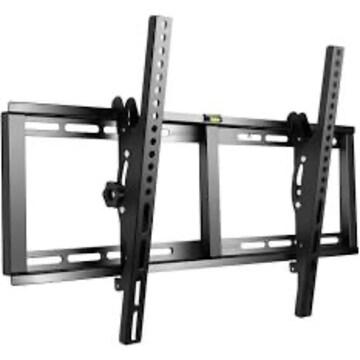 色ブラック BESTEK テレビ壁掛け金具 26〜65インチLED液晶テレビ