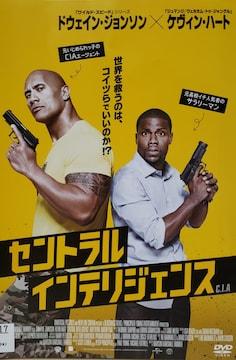 中古DVDセントラル・インテリジェンス  ('16米)