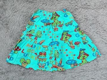 グラグラ★スカート 100