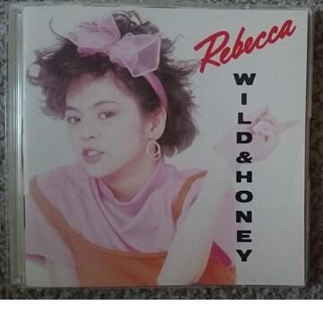 KF REBECCA レベッカ WILD & HONEY ワイルド&ハニー 初版