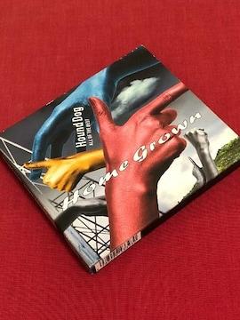 【送料無料】HOUND DOG(BEST)初回盤CD2枚組