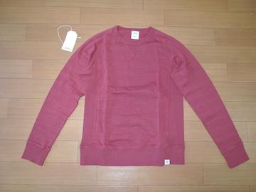 新品 BEDWIN ベドウィン スウェット調 カットソー 1 ロンTシャツ